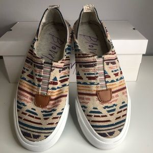 Blowfish Slip Ons